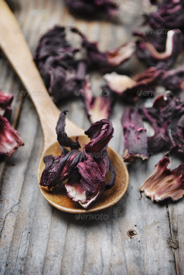 Hibiscus Tea - Stock Photo - Images