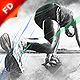 Dynamic Sketch Photoshop Action CS3+ - GraphicRiver Item for Sale