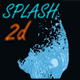 2D Water Splash - VideoHive Item for Sale