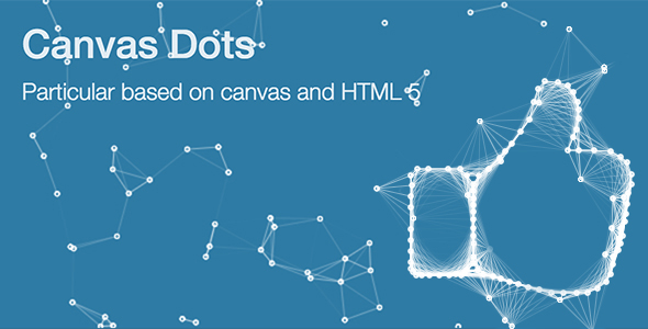 Canvas Dots - CodeCanyon Item for Sale
