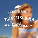 Summer Banners - VideoHive Item for Sale