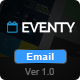 Eventy - Event Email Template - ThemeForest Item for Sale