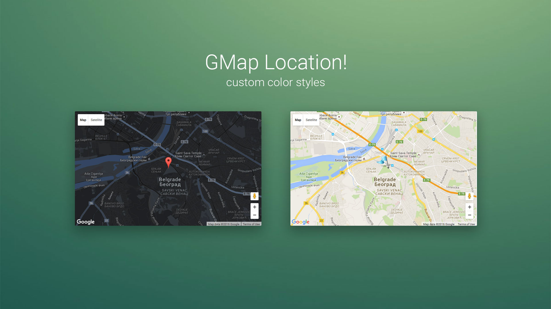 Gmap location joomla google maps module by kreativan codecanyon 1g baditri Images
