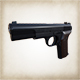 AAA FPS TT-33 Pistol  - 3DOcean Item for Sale