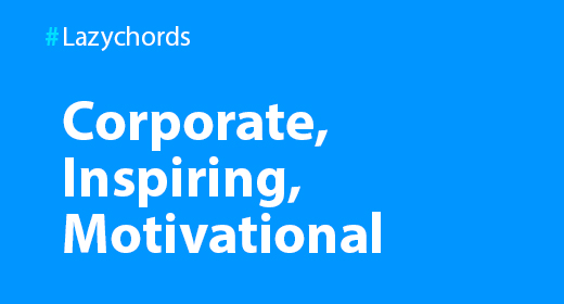 Corporate, Inspiring, Motivational