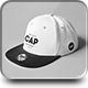 Cap Mock-up - GraphicRiver Item for Sale