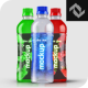 Water Plastic Bottle Mockup  - GraphicRiver Item for Sale