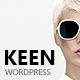 Keen - Minimal Photography WordPress Theme - ThemeForest Item for Sale