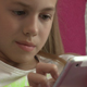 Young Girl Using Tablet At Home 06 - VideoHive Item for Sale