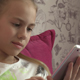 Young Girl Using Tablet At Home 08 - VideoHive Item for Sale