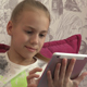 Young Girl Using Tablet At Home 09 - VideoHive Item for Sale
