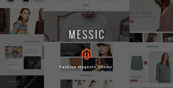 ARW Messic – Fashion Magento Theme