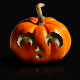 Isolated Customizeable Jack-O-Lantern - GraphicRiver Item for Sale