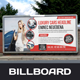 Billboard Signage Design - GraphicRiver Item for Sale