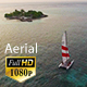 Yacht Sailing Sunset - VideoHive Item for Sale