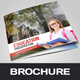 Education Square Trifold Prospectus Brochure - GraphicRiver Item for Sale