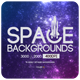 Space Backgrounds [Vol.10] - GraphicRiver Item for Sale