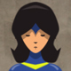 Cartoon Girl Super Hero Opener - VideoHive Item for Sale