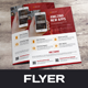 Mobile Apps Promotion Flyer Design - GraphicRiver Item for Sale