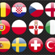 Euro Football Flags France 2016 - GraphicRiver Item for Sale