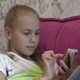 Young Girl Using Smartphone At Home 07 - VideoHive Item for Sale