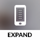 Expand Mobile | Mobile Template