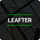 Leafter - One Page Corporate Website Nulled