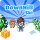 Downhill Ski - Buildbox Game Template + Android Eclipse Project Template Included - CodeCanyon Item for Sale