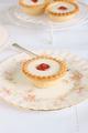 Cherry Bakewell Tarts - PhotoDune Item for Sale