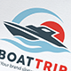Boat Trip Logo - GraphicRiver Item for Sale
