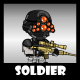Soldier 47 Night Sniper - GraphicRiver Item for Sale