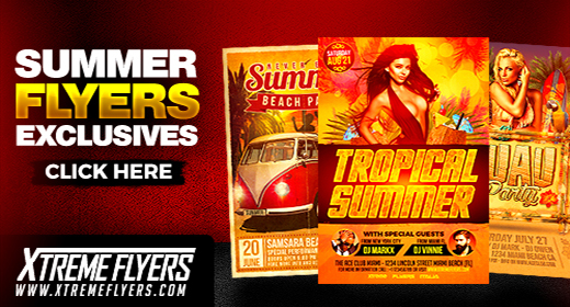 Summer Flyers Collection