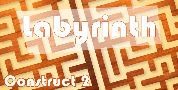 Labyrinth - HTML5 Game (Construct 2 - CAPX) - CodeCanyon Item for Sale
