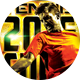 Tennis 2016 Cup Sports Flyer