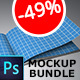 Publications MockUp's Bundle - GraphicRiver Item for Sale