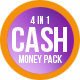 CASH - Money Pack - VideoHive Item for Sale