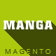 Manga - Ultimate Responsive Magento Theme - ThemeForest Item for Sale