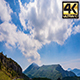 Clouds with Mountains - VideoHive Item for Sale