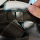 35mm Film Inspecting - VideoHive Item for Sale