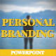 Personal Branding - Premium Powerpoint Presentation - GraphicRiver Item for Sale