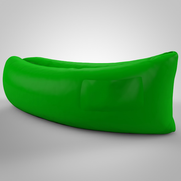 Air Sofa Bed - 3DOcean Item for Sale