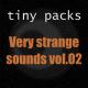 Very Strange Splashes - AudioJungle Item for Sale