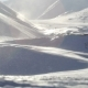 Blizzard And Blowing Snow In Strong Winds  - VideoHive Item for Sale