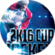 Hockey Cup 2016 Sports Flyer