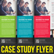 Case Study Template I Flyer - GraphicRiver Item for Sale