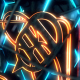 Neon Power Logo Opener - VideoHive Item for Sale