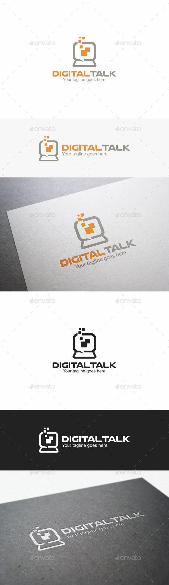 Digital Talk Logo