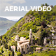 Aerial Video of a Church in Southern Switzerland - VideoHive Item for Sale
