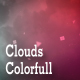 Clouds Colorful - VideoHive Item for Sale