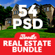 Bundle Real Estate Banners -Graphicriver中文最全的素材分享平台